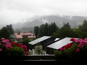 Rainy Day in Schliersee